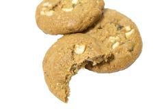 Печенья обломока шоколада Стоковое Изображение