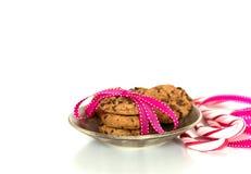 Печенья обломока шоколада Стоковые Фотографии RF