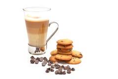 Печенья обломока шоколада Стоковые Фото