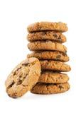 Печенья обломоков шоколада Стоковое фото RF