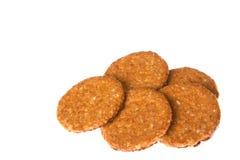 Печенья овса Стоковое Изображение