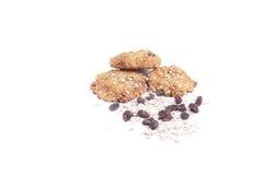Печенья овсяной каши Стоковые Изображения RF