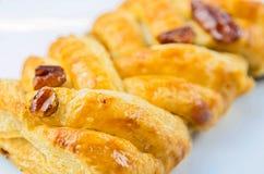 Печенья пекана клена Стоковое Фото