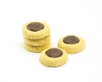 Печенья печений падения шоколада Стоковые Фотографии RF