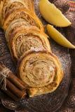 Печенья печенья слойки стоковое изображение