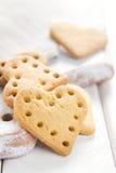 Печенья помадок Валентайн Стоковое Изображение