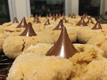 Печенья праздника стоковые фото
