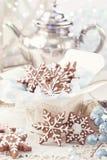 Печенья пряника стоковая фотография rf