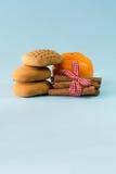 Печенья пряника Стоковое фото RF