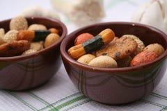 Печенья риса Стоковая Фотография RF