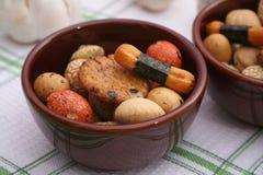 Печенья риса Стоковые Фотографии RF