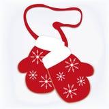 Печенья рождества в форме сетки Стоковые Изображения RF