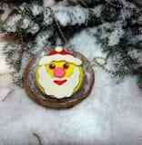 Печенья рождества с mastic Стоковые Изображения RF