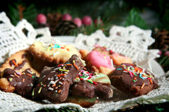 печенья рождества Стоковое фото RF