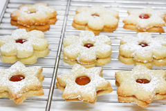 печенья рождества Стоковое Фото