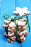 Печенья рождества. Стоковое Изображение