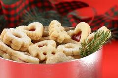 печенья рождества Стоковая Фотография RF