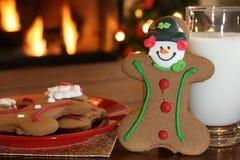 печенья рождества Стоковые Изображения