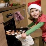 печенья рождества Стоковые Изображения RF