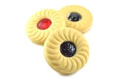 Печенья сандвича Стоковые Изображения RF