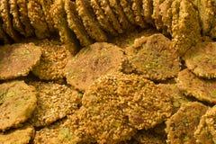 Печенья сезама вызвали barazek Стоковые Изображения RF