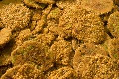 Печенья сезама вызвали barazek Стоковая Фотография RF