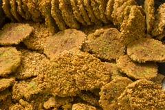 Печенья сезама вызвали barazek Стоковое фото RF