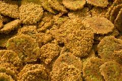 Печенья сезама вызвали barazek Стоковые Изображения