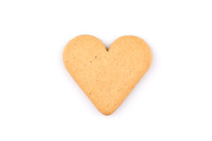 Печенья сердец пряника Стоковое Изображение RF