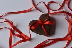 Печенья сердца Стоковое фото RF