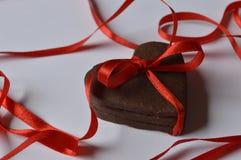Печенья сердца Стоковая Фотография