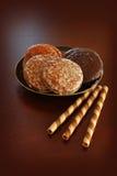 печенья сладостные Стоковая Фотография