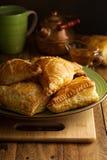 Печенья сыра смачные Стоковая Фотография RF