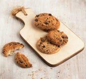 Печенья сладостного шоколада Стоковое Фото