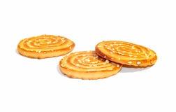 печенья сладостные Стоковое Изображение