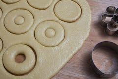Печенья с вареньем домодельным Стоковые Изображения RF