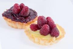 Печенья с вареньем и полениками Стоковая Фотография RF