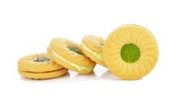 Печенья с вареньем плодоовощ Стоковые Фото