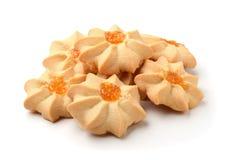 Печенья с вареньем Стоковое Изображение