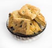 Печенья с вишней Стоковое Фото