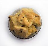 Печенья с вишней Стоковые Фото