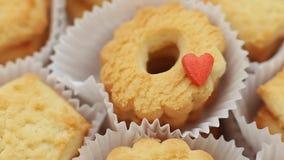 Печенья с влюбленностью акции видеоматериалы