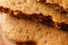 Печенья с медом стоковые изображения rf
