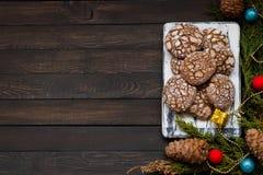 Печенья с отказами Стоковая Фотография RF