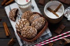 Печенья с отказами Стоковые Изображения RF