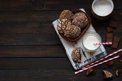 Печенья с отказами Стоковое фото RF
