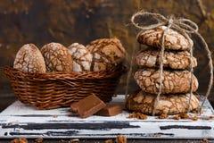 Печенья с отказами Стоковые Фото