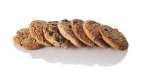 Печенья с шоколадом Стоковое Фото