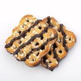 Печенья с шоколадом Стоковое Изображение RF