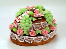 печенья торта Стоковое Фото